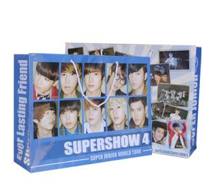 Tas Kertas Supershow 4 Jakarta