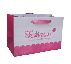 Tas Kertas Ivory Laminasi Fatima – Bangka