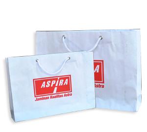 Paperbag Aspira PT. Borneo Mitra Makmur