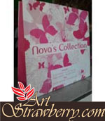 Nova`s Collection (34x9x32)cm