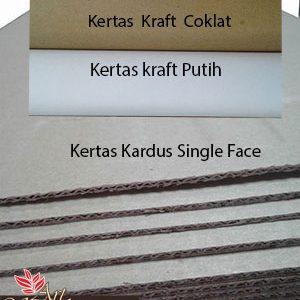 Kertas Kraft dan Singgle Face
