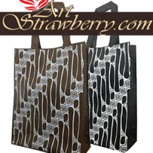 Furing 6 batik parang (26x10x35)cm