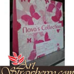 Nova`s Collection (34x9x32)cm