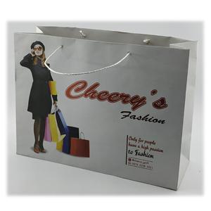 tas kertas cheery's fashion