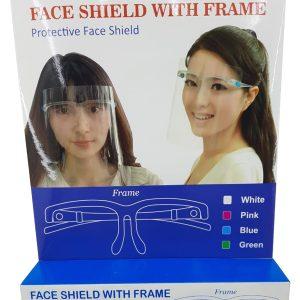 "Face Shield Dengan Frame ""NAGITA"""