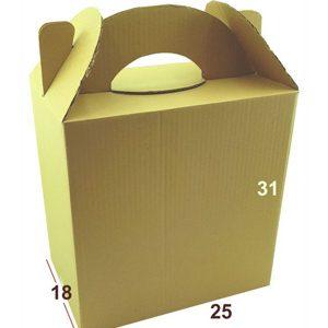 Box Bakpia Isi 10