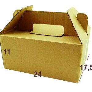 Box Bakpia Isi 4